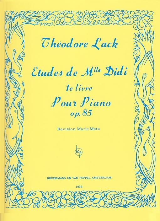 Musica-Vivace Theodore Lack